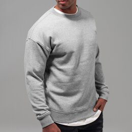 Urban Classics - TB1591 - Sweat Crewneck - grey