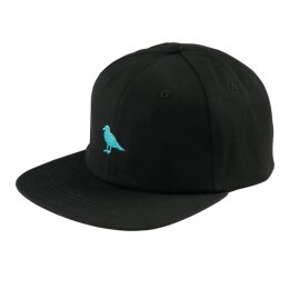 Cleptomanicx - Cap Mini Gull - black - onesize