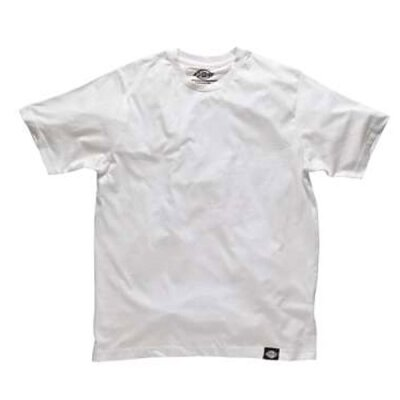 Dickies - Basic T-Shirt - white