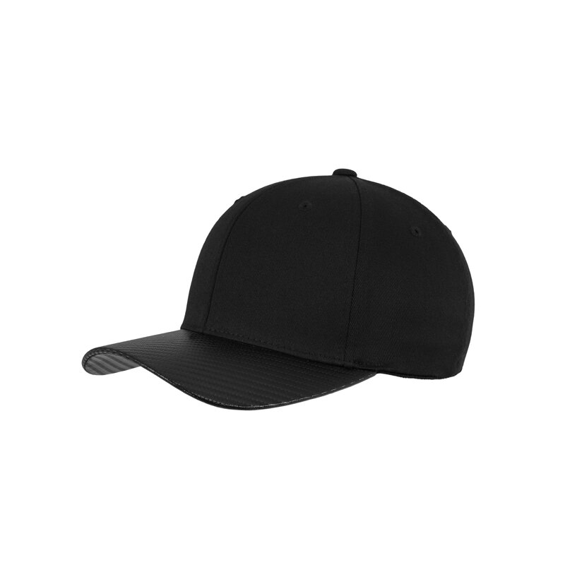 Flexfit - Carbon Baseballcap - black/carbon