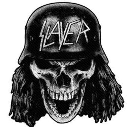Slayer - Skull Cut Out - Patch
