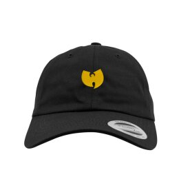 Wu-Wear - Logo Dad Cap - black - onesize