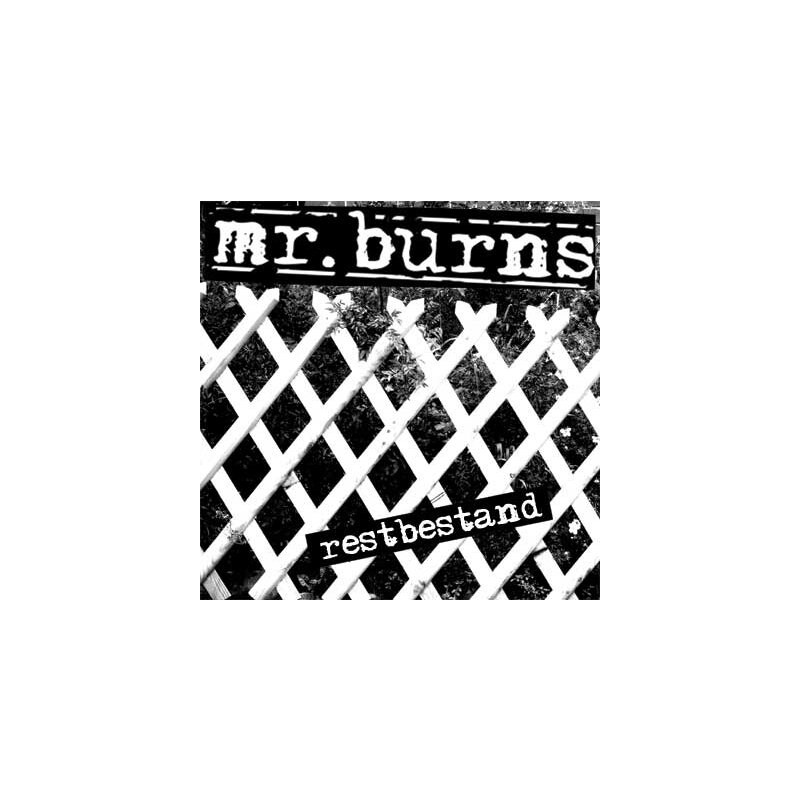 Mr. Burns - Restbestand - 7\'\' EP