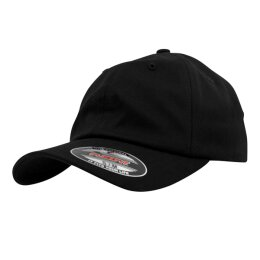 Flexfit - 6277LW Low Profile Light Wooly Cap - black