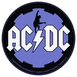 AC/DC - Angus Cog - Patch