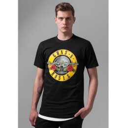 GunsnRoses - Logo - T-Shirt - black