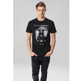 House Of Cards - Poster Bad - Tee - black