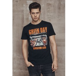 Green Day - Radio - Tee - black