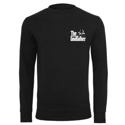 Godfather - Refuse - Crewneck - black