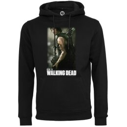 The Walking Dead - Gun - Hoodie - black