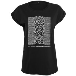 Joy Division - Ladies - UP - Tee - black