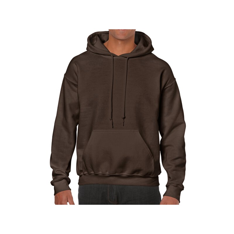 Gildan - 18500 Unisex Heavy Blend Hooded Sweat - dark...