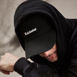 Turn Up - Calabasas Dad Cap - black - osfa