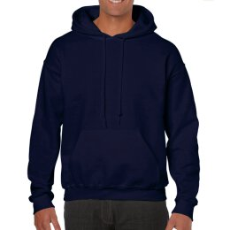 Gildan - 18500 Unisex Heavy Blend Hooded Sweat - navy