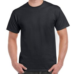 Gildan - 2000 Ultra Cotton Unisex T-Shirt - black