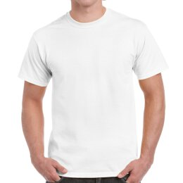 Gildan - 2000 Ultra Cotton Unisex T-Shirt - white