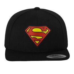 Superman - Snapback - black - osfa