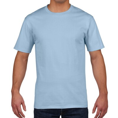 Gildan - 4100 Unisex Premium Cotton Ring Spun T-Shirt -...