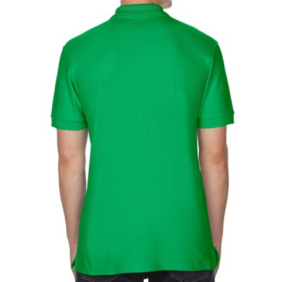 Gildan - 85800 Premium Cotton Double Piqué Polo Shirt - irish green