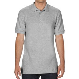 Gildan - 85800 Premium Cotton Double Piqué Polo Shirt -...