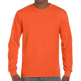 Gildan - 2400 Unisex Ultra Longsleeve - orange