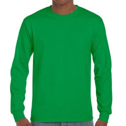Gildan - 2400 Unisex Ultra Longsleeve - irish green