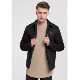Urban Classics - TB1803 Shirt Jacket - black