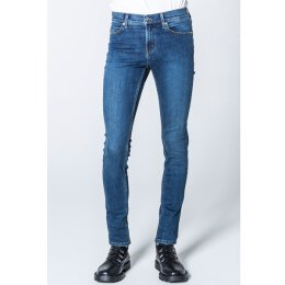 Cheap Monday - Thight - Skinny Fit Jeans -  pure blue