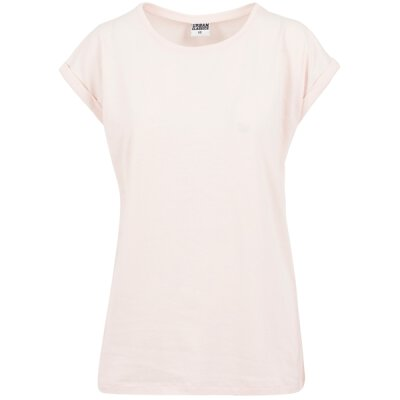 Urban Classics - TB771 - Ladies Extended Shoulder Tee - pink
