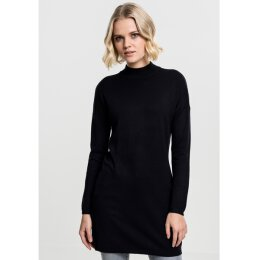 Urban Classics - TB1746 Ladies Oversized Turtleneck Dress...