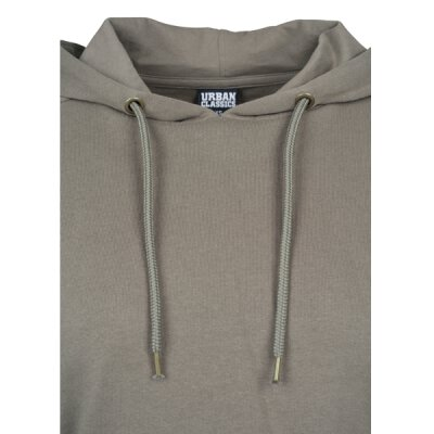 Urban Classics - TB1305 - Ladies Cropped Terry Hoody - army green