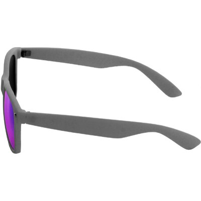 Sonnenbrille - Likoma - Mirror - grey/purple