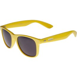 Groove Shades - Wayfarer Style - Sonnenbrille - yellow