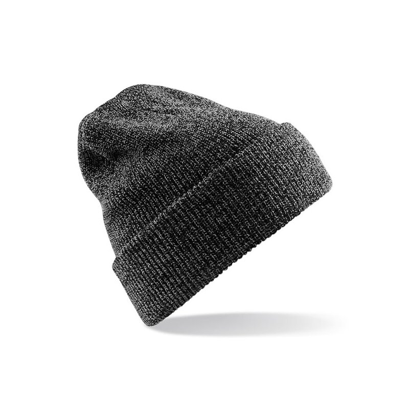 Beechfield - B425 Heritage Beanie - antique grey