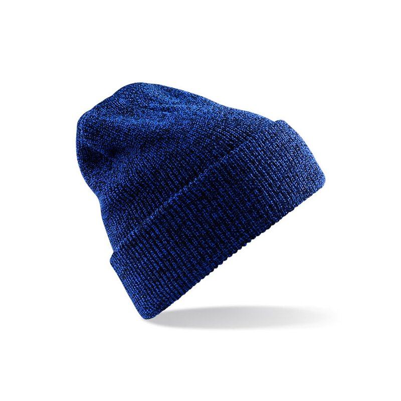 Beechfield - B425 Heritage Beanie - antique royal