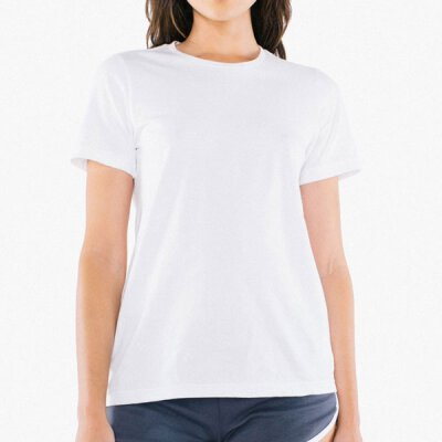 American Apparel - 2102 - Girl Shirt - white