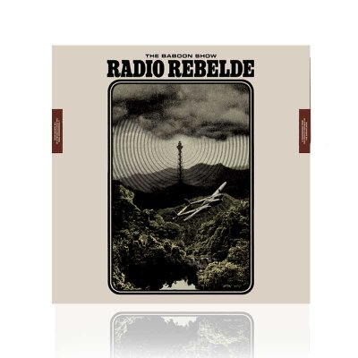 Baboon Show, the - Radio Rebelde - Regular Edition CD