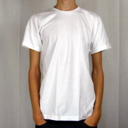 American Apparel - 2001 - T-Shirt - white