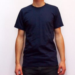 American Apparel - 2001 - T-Shirt - navy