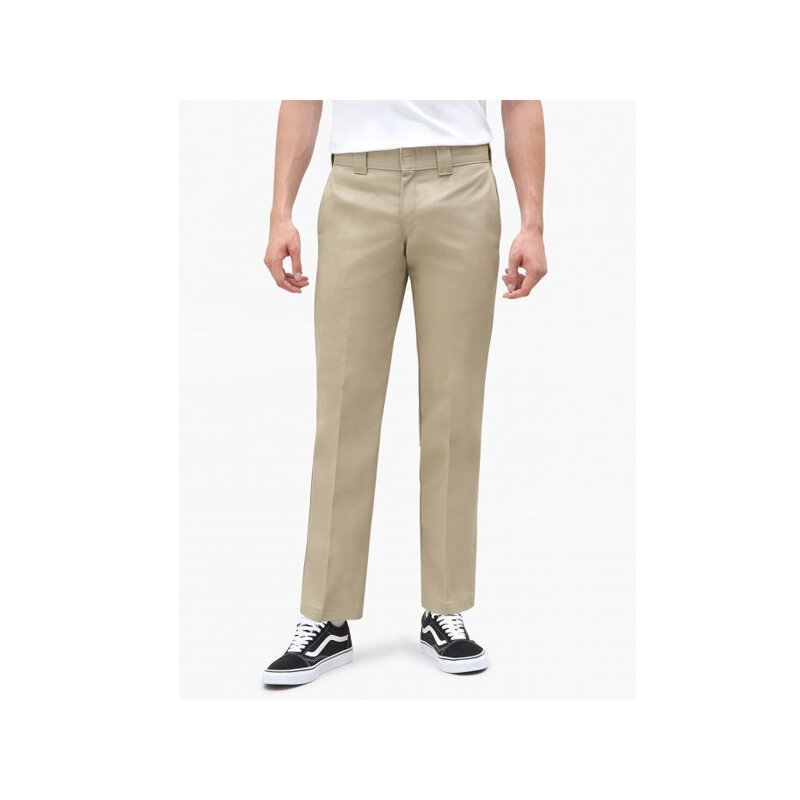 Dickies - 873 - Slim Straight Work Pant - khaki