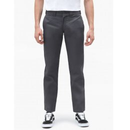 Dickies - 873 - Slim Straight Work Pant - charcoal grey