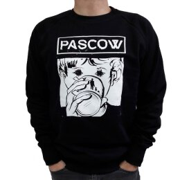 Pascow - 4 Tage wach - Sweatshirt (EP65) - black
