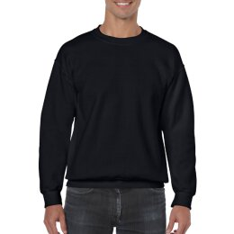 Gildan - 18000 - Heavy Blend Adult Crewneck Sweat - black