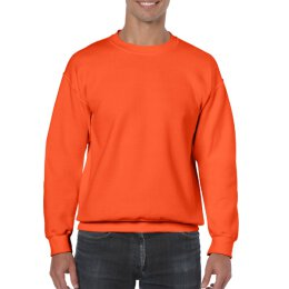 Gildan - 18000 - Heavy Blend Adult Crewneck Sweat - orange