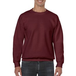 Gildan - 18000 - Heavy Blend Adult Crewneck Sweat - maroon