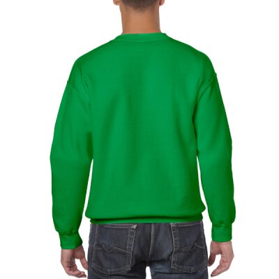 Gildan - 18000 - Heavy Blend Adult Crewneck Sweat - irish green