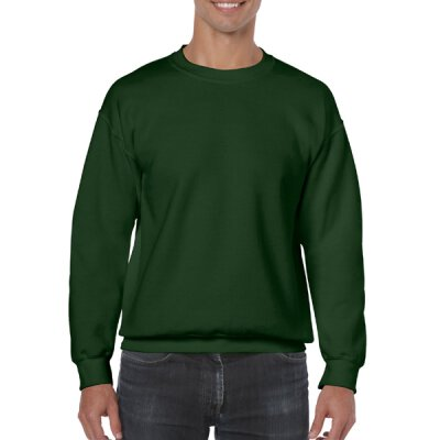 Gildan - 18000 - Heavy Blend Adult Crewneck Sweat - forest green