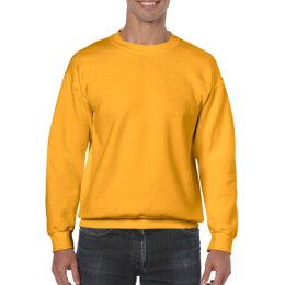 Gildan - 18000 - Heavy Blend Adult Crewneck Sweat - gold