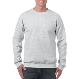 Gildan - 18000 - Heavy Blend Adult Crewneck Sweat - ash grey