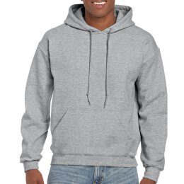 Gildan - 12500 - DryBlend Adult Hooded Sweat - sport grey